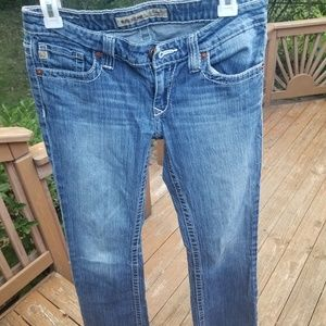 Big Star Casey Low Rise Jeans 28R
